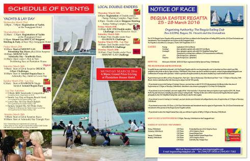 bequia easter 2