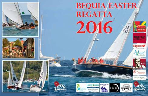 bequia easter poster