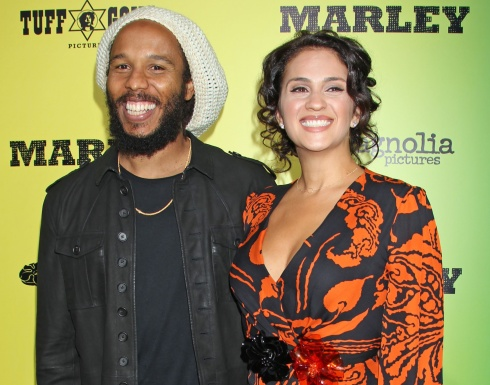 Magnolia Pictures film premiere for 'Marley' in Hollywood, California