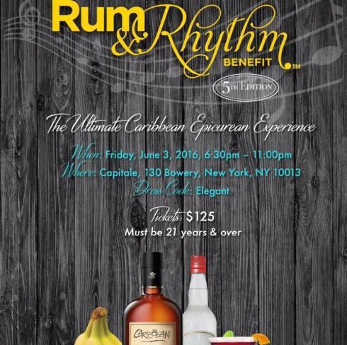 rum and rhythm